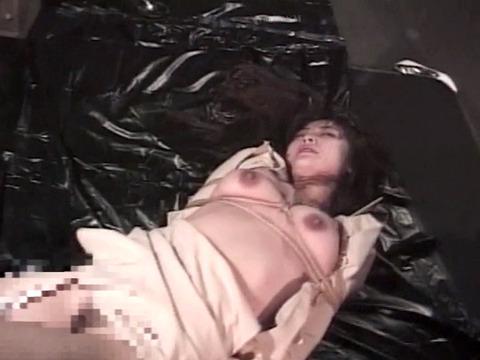 拷問リンチされる女 殴られ蹴られ 暴虐される女 花澤真利江 14_5