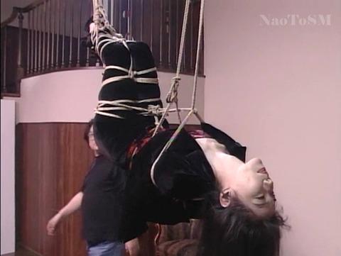山口珠理20代 拷問緊縛でがちがちに縛られる女の画像 05