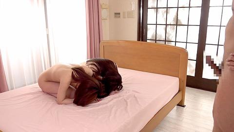 服従SM調教 足舐め 靴舐めM女 SMビデオ画像 葉月桃32