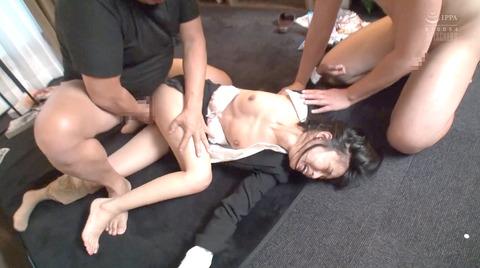 市来まひろ=竹田ゆめ ズタボロにレイプ される女のAV エロ画像 225