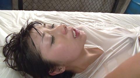 加藤ツバキ 徹底水責め調教 踏みつけ輪姦 AVエロビデオ画像 79