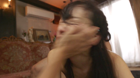 関根奈美 ビンタされながら犯されて 足舐め強要される女 16