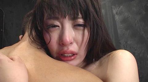 黒木いくみ ビンタ 緊縛 凌辱 逝かせ拷問調教されるAVエロ画像 63