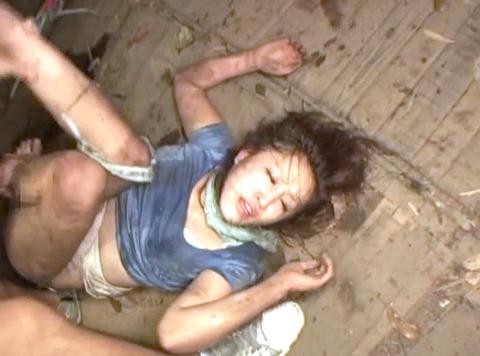 上原まみ 集団強姦 集団リンチ 集団レイプ される女 AV エロ 画像 71