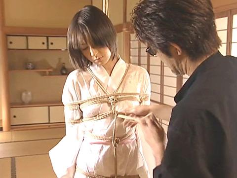 光月夜也 緊縛SM調教される女のエロ画像koudukiyaya02