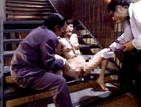 藤岡未玖 壮絶 鞭打ち乱打 拷問調教 SMエロ画像 79