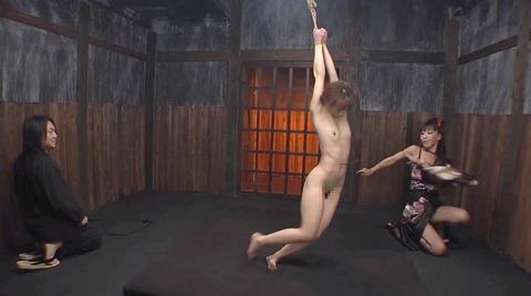 樹花凜 七咲楓花 SM 一本鞭拷問 AVエロ画像 WF愛と意識と忠誠とSM