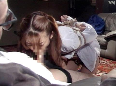 夕樹舞子 SM緊縛 調教 逆さ吊りにされる女の画像 04
