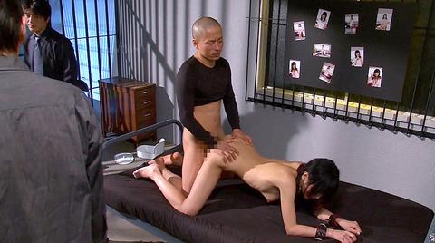 桜井あみ 公衆の面前で 性奴隷として公開で犯され続ける女 47