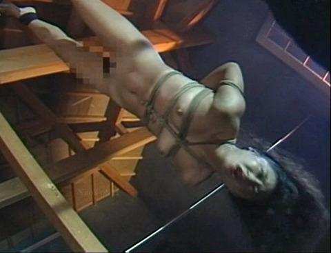 昭和のSM女優 井上あんり 水責め逆さ吊り inoueanri18