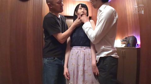 黒崎さく=水責め強制イラマチオ/公開羞恥調教される女のエロ画像44