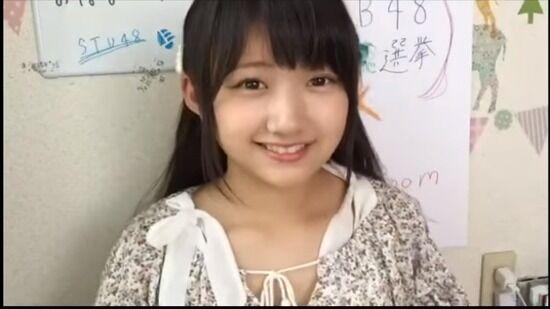 【朗報】STU門脇実優菜さん配信中に乳首触られ感じてしまうwww【画像】 : ワッフル!