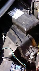 k-airフィルター交換7