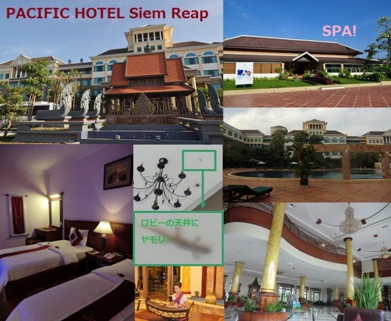 シェムリアップのホテル~アンコールワットの旅⑬~