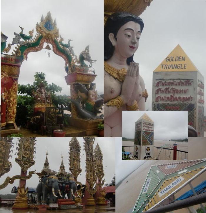 タイ(チェンマイ)に行ってきました!⑧国境が目の前に!