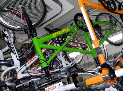 自転車の 自転車 試乗 東京 : ... 新色展示中(試乗車もあります