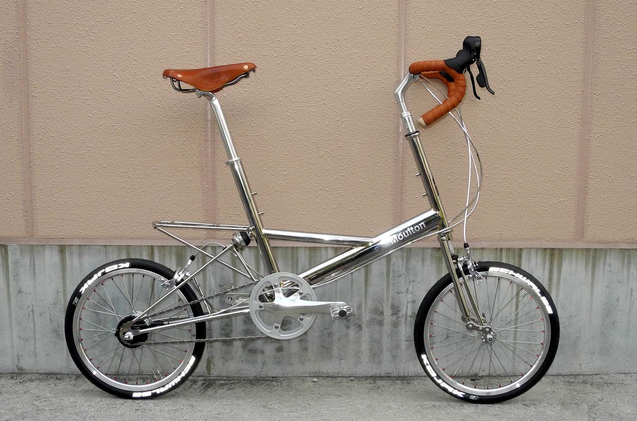 自転車の 1歳 自転車 後ろ : Moulton-60やっと入荷して ...