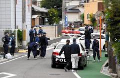 ハンマー?で女性殴られる 大阪の路上、容疑者を逮捕