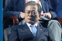 狂った文韓国大統領! 『今年も北から、迷惑がられて怒られた』でもヘッチャラな、強靭な魂