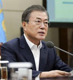 笑顔の下は、ドロドロの「どす黒さ」だ、韓国・文在寅大統領『残り時間はない』