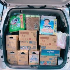 石田ひかり、千葉県に支援物資を届けて称賛の嵐「凄いです!」