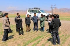 北朝鮮「食糧難乗り越える為に総力を挙げてほしい」住民に促す