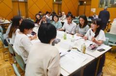 日韓「歴史的事実共有したい」 両国の若者、都内で討論集会