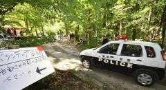 山梨・道志村のキャンプ場 遭難したボランティア男性発見
