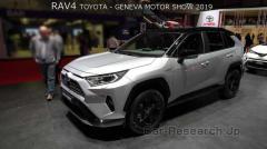 新型RAV4発売260万円〜 トヨタのクロスオーバーSUV日本販売復活