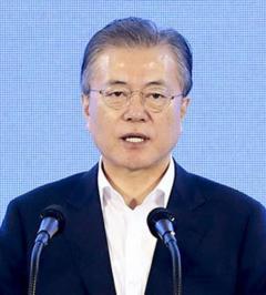 「日本にだけ強硬」の批判に反論 入国規制で韓国大統領府