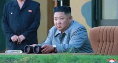北朝鮮、脅威が生じた場合は即時的かつ強力な打撃で対応すると警告