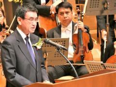 韓国メディア、河野外務大臣の発言を批判 「無礼」
