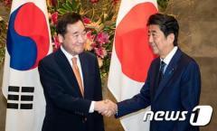 日韓首相 「日韓関係の厳しい状況、放置できない」認識一致