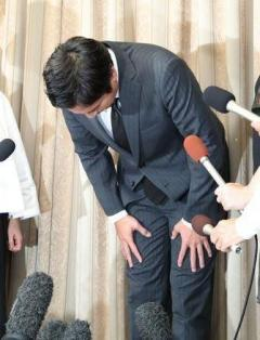 「私のだらしなさ、怠慢」=チュート徳井さん、申告漏れで謝罪