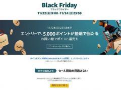 Amazon.co.jpのブラックフライデーセール、「見せかけの大幅値引き商品がある」との指摘
