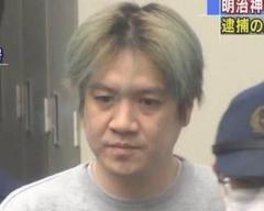 明治神宮倉庫に放火 容疑で45歳男逮捕