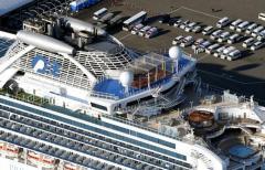 クルーズ船、3千人超の全員検査できる?「民間は高額」