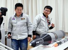 ホリエモンロケット、バルブの不具合で打ち上げを夕方に延期