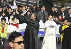 韓国 文大統領が「親日清算」を強調 三・一運動記念日控え