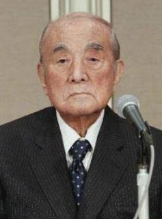中曽根康弘元首相が死去 101歳