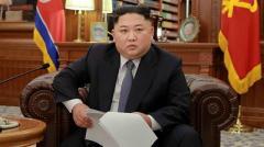 トランプ大統領の日本人拉致問題提起に金正恩委員長が驚く