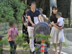 小倉優子 妊娠中に夫が家出!【離婚危機の真相】夫の「赤ちゃんにも会いたくない」発言のワケ