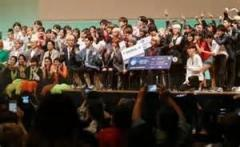 大阪でKポップダンス大会  日韓関係の早期改善願う