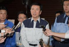 千葉県知事、台風15号通過時に一度も登庁せず 対応疑問視