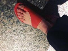有村架純、足の指が長過ぎると話題