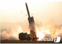 北朝鮮、「超大型放射砲」の発射に成功と報道