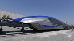 北京-上海間 中国にいずれ時速600kmの超高速リニアモーターカー