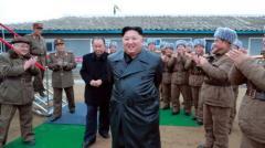 北朝鮮、「本当の弾道ミサイル」で日本を脅す