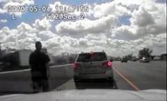 5歳児が高速道路を運転 「ランボルギーニが欲しくて」