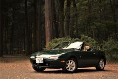 ユーノス ロードスター が歴史遺産車に認定…日本自動車殿堂表彰式